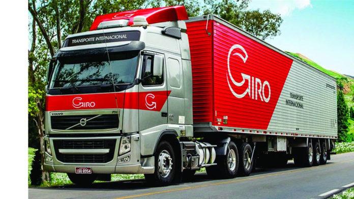 Giro Transportes amplia frota