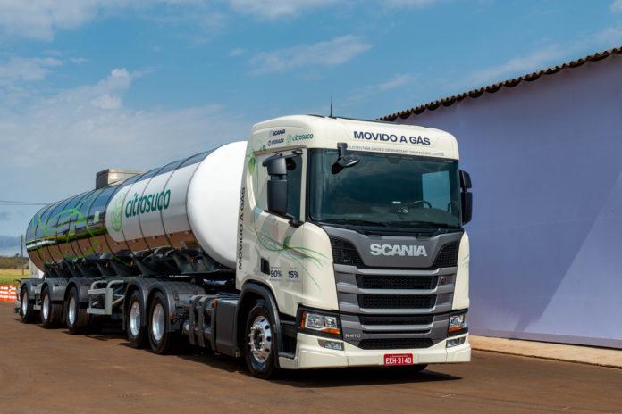 Scania prevê alta nas vendas